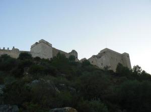 Castell de Miravet.