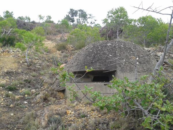 """Els nius tipus """"iglú"""" són els més caracteristics d'aquesta impressionant zona."""