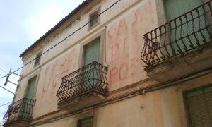 Casa del Poble, Torrebesses.