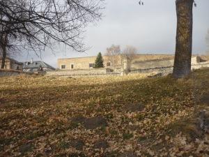 En una fortalesa de Vauban l'atacant queda a l'alçada de les boques de foc defensores. ( Montlouis )